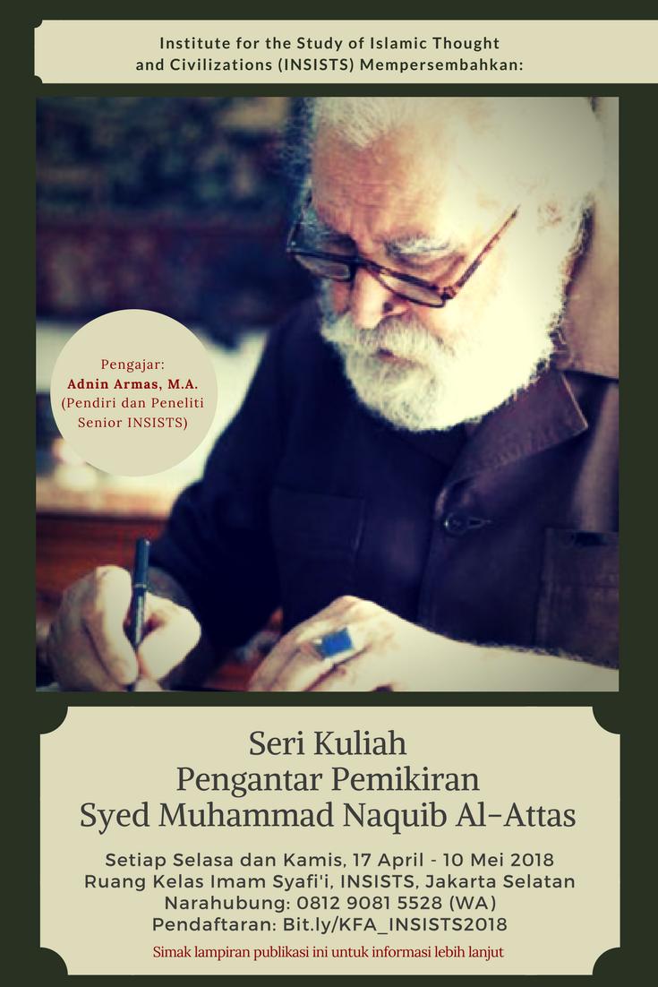 Pemikiran Syed Muhammad Naquib Al-Attas
